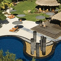 Hauptpool - MAIA Luxury Resort & Spa