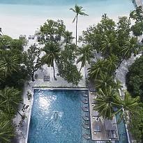 Hauptpool - Vakkaru Maldives