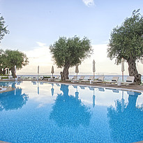 Haute Living Pool - Domes Miramare, a Luxury Collection Resort