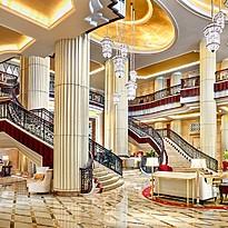 Hotel Lobby - St. Regis Abu Dhabi