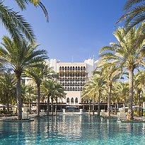 Infinity Pool - Al Bustan Palace, A Ritz-Carlton Hotel