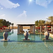 Infinity Pool - Bab Al Shams Desert Resort