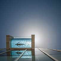 Infinity Pool - InterContinental Festival City