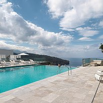 Infinity Pool - Jumeirah Port Soller Hotel & Spa