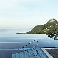 Infinity Pool - Lefay Resort & SPA Lago di Garda