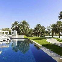 Infinity Pool des The Ritz-Carlton, Bahrain