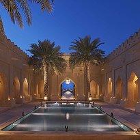 Innenhof Royal Pavilion Villas by Qasr Al Sarab