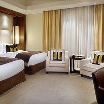 Deluxe-/Executive Room (Twin) - JW Marriott Marquis Dubai