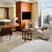 Deluxe-/Executive Room - JW Marriott Marquis Dubai (Wohnbeispiel)