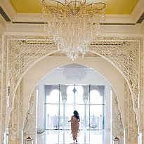 Lobby - Jumeirah Royal Saray, Bahrain