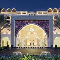 Außenansicht Auffahrt - Jumeirah Zabeel Saray