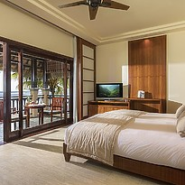 Junior Suite Oceanfront Twin Beds - Shanti Maurice Resort & Spa
