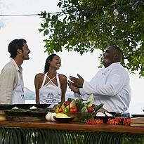 Kochkurs - Raffles Seychelles