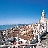Kombination - Stadt und Strand Portugal