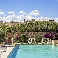 La Corte Pool - Borgo Egnazia