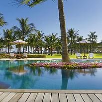 Lagunenpool - Al Bustan Palace, A Ritz-Carlton Hotel