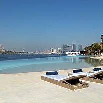 Lagunenpool - Park Hyatt Dubai