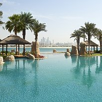 Lagunenpool - Sofitel Dubai The Palm Resort & Spa