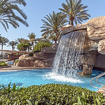 Lagunenpool - The Ritz-Carlton, Dubai