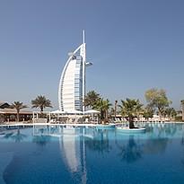 Leisure Pool - Jumeirah Beach Hotel