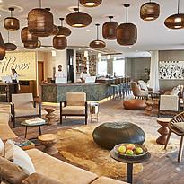 Lobby - 7Pines Kempinski Ibiza