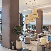 Lobby Address Beach Resort Fujairah