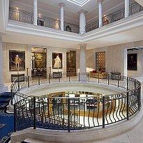 Lobby - Castillo Hotel Son Vida