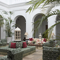 Lobby - Finca Cortesin Hotel, Golf & Spa