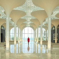 Lobby - Kempinski Hotel Muscat