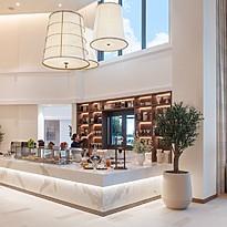 Lobby Lounge Address Beach Fujairah