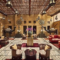Lobby Lounge - Bab Al Shams Desert Resort