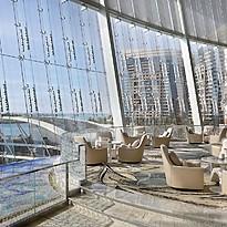 Lobby Lounge - Conrad Abu Dhabi