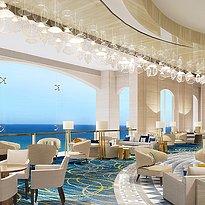 Lobby Lounge - Fairmont Abu Dhabi Marina