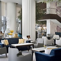 Lobby Lounge - The Address Downtown Dubai