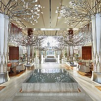 Lobby - Mandarin Oriental Jumeira, Dubai