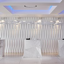 Lobby - Myconian Ambassador Relais & Chateaux