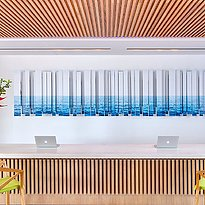 Lobby - Myconian Korali Relais & Chateaux