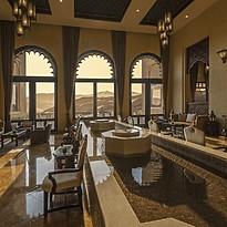 Lobby Qasr Al Sarab Desert Resort