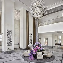 Grand Lobby - The Address Boulevard