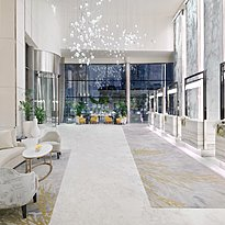 Lobby - The Address Downtown Dubai