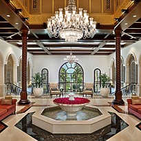 Lobby - The Ritz-Carlton, Dubai