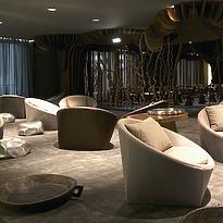 Lobby - The Vine - a divine hotel