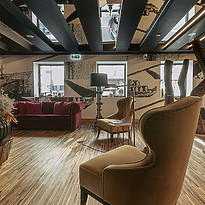 Lobby - Torel Avantgarde Porto