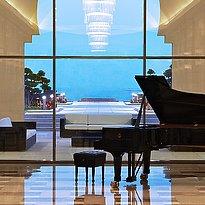 Lobby des The St. Regis Doha