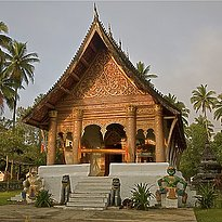 Luang Prabang - Wat Wisunalat