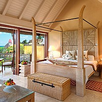 Luxury Pavilion - The Oberoi Beach Resort Mauritius