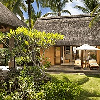 Luxury Villa mit Garten - The Oberoi Beach Resort Mauritius
