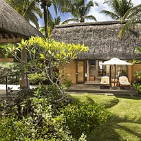 Luxury Villa mit privatem Garten - The Oberoi Beach Resort Mauritius