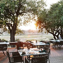 Main Lodge - Mala Mala Private Game Reserve