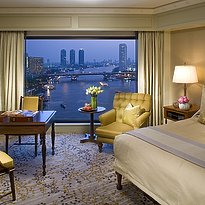 Mandarin Oriental - Superior River Wing Room